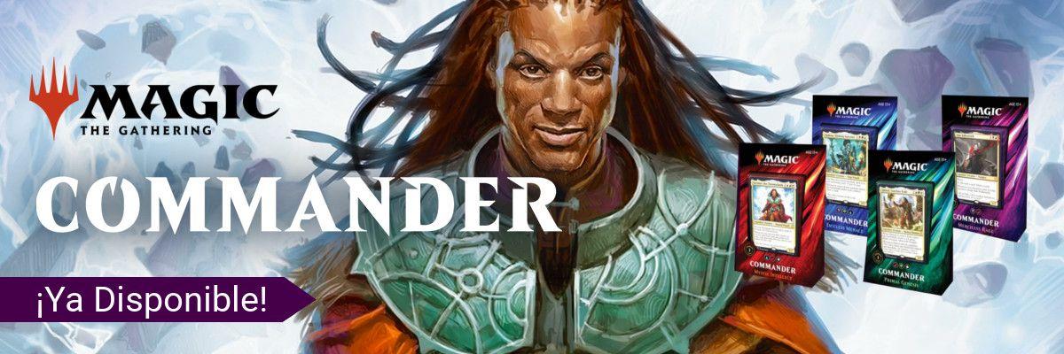 MTG: Commander 2019 - Banner4