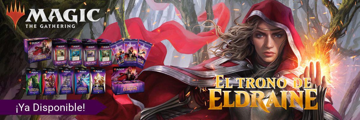 MTG El Trono de Eldraine - Banner 1200b