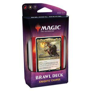 MTG El Trono de Eldraine - Brawl Deck - Knights Charge