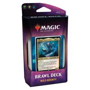 MTG El Trono de Eldraine - Brawl Deck - Wild Bounty