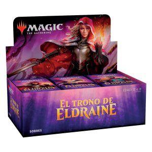 MTG El Trono de Eldraine - Caja de Sobres