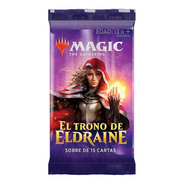 MTG El Trono de Eldraine - Sobre