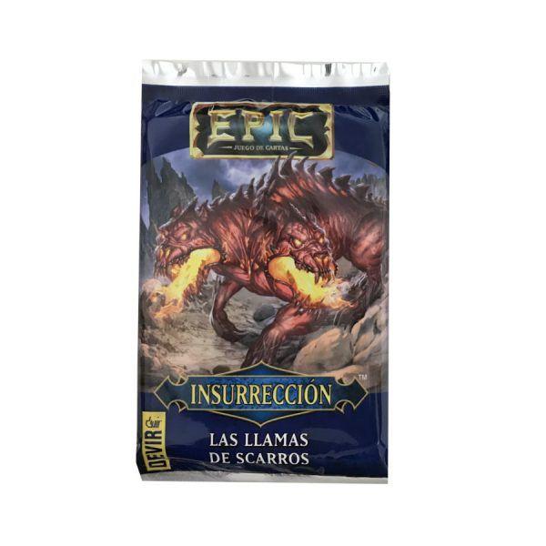 Epic - Insurrección - Las Llamas de Scarros
