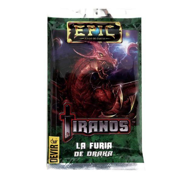 Epic - Tiranos - La Furia de Draka