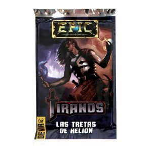Epic - Tiranos - Las Tretas de Helion
