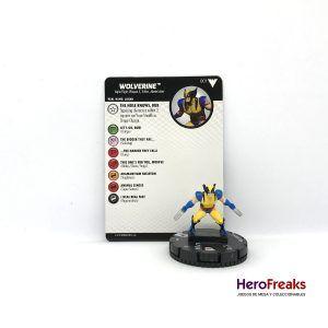 Heroclix X-Men Dark Phoenix Saga – 001 Wolverine
