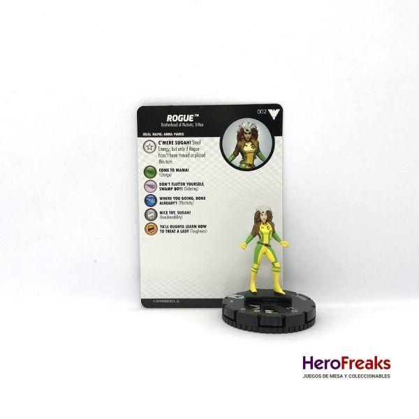 Heroclix X-Men Dark Phoenix Saga – 002 Rogue