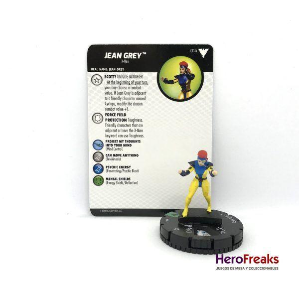 Heroclix X-Men Dark Phoenix Saga – 014 Jean Grey