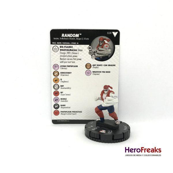 Heroclix X-Men Dark Phoenix Saga – 028 Random