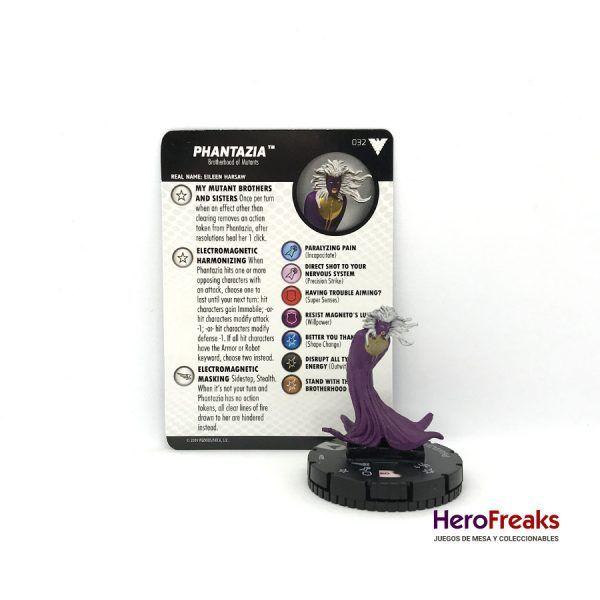 Heroclix X-Men Dark Phoenix Saga – 032 Phantazia