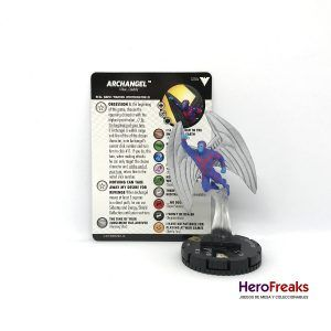Heroclix X-Men Dark Phoenix Saga – 034 Archangel