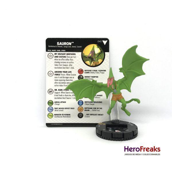 Heroclix X-Men Dark Phoenix Saga – 040 Sauron