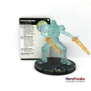 Heroclix X-Men Dark Phoenix Saga – G001b Stealth Sentinel