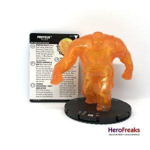 Heroclix X-Men Dark Phoenix Saga – G004 Proteus