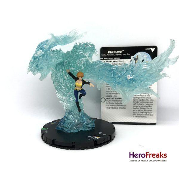 Heroclix X-Men Dark Phoenix Saga – G010 Phoenix