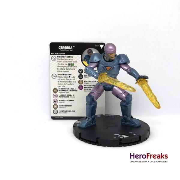 Heroclix X-Men Dark Phoenix Saga – G011 Cerebra