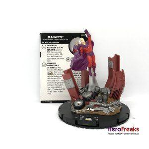 Heroclix X-Men Dark Phoenix Saga – G015 Magneto