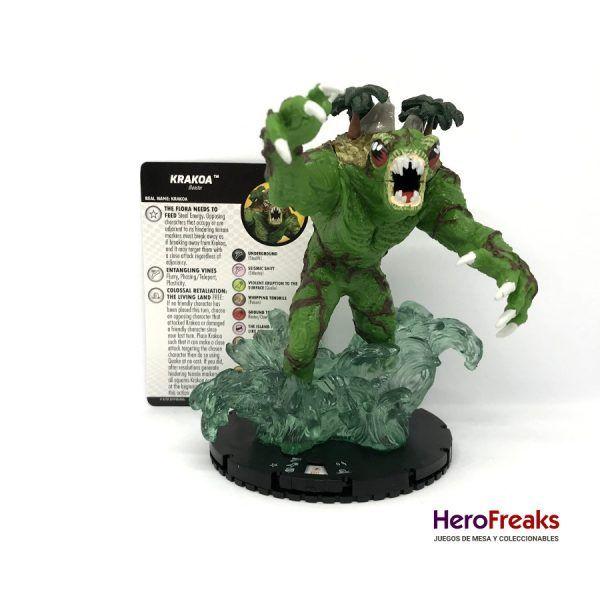 Heroclix X-Men Dark Phoenix Saga – G021 Krakoa