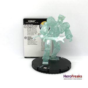 Heroclix X-Men Dark Phoenix Saga – G025 Iceman
