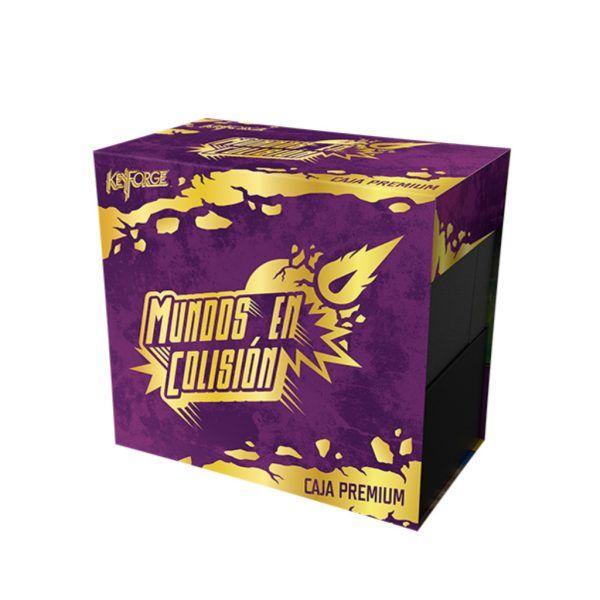 Keyforge - Mundos en Colisión - Caja Premium