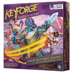 Keyforge - Mundos en Colisión - Caja de Inicio
