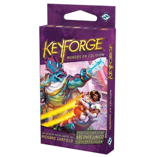 Keyforge - Mundos en Colisión - Mazo de Arconte