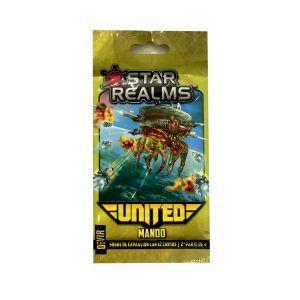 Star Realms - United - Mando Sobre