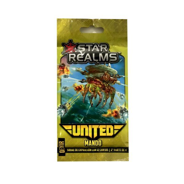 Star Realms - United - Mando Sobre