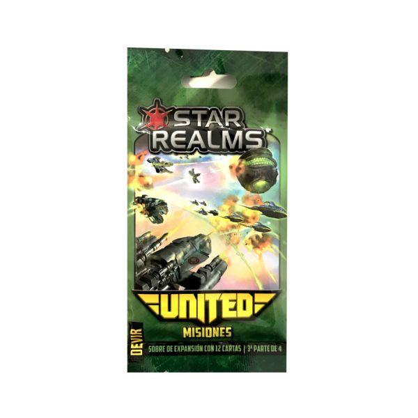 Star Realms - United - Misiones Sobre