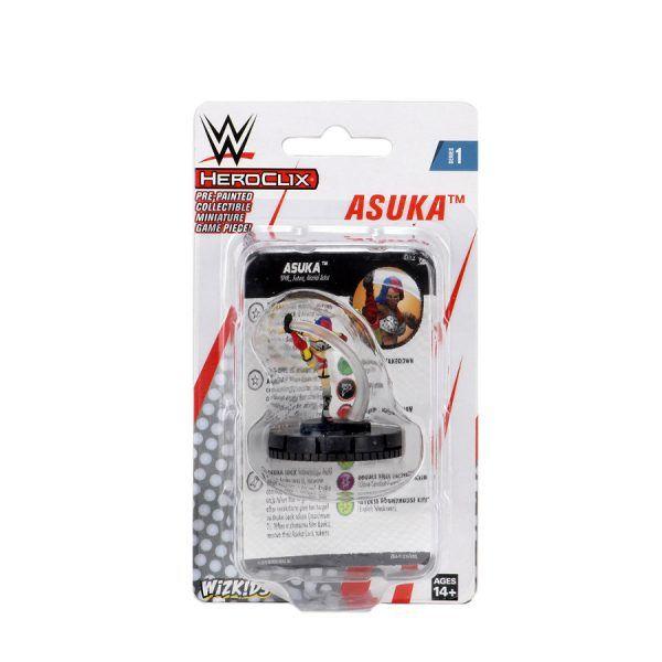 WWE Series 1 Expansion - Asuka