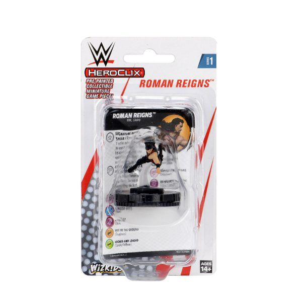 WWE Series 1 Expansion - Roman Reigns