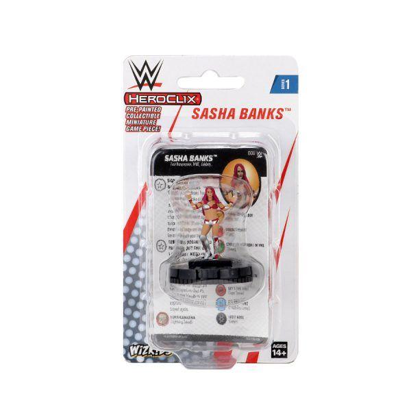 WWE Series 1 Expansion - Sasha Banks