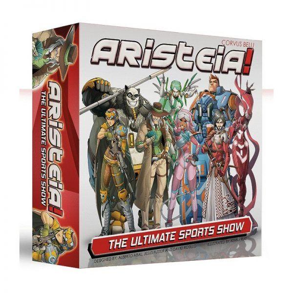 Aristeia! El Espectáculo Deportivo Definitivo