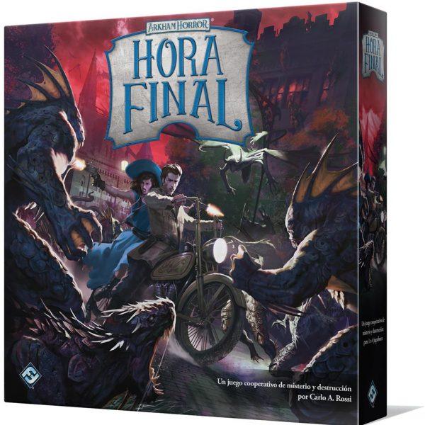 Arkham Horror (3ª Edición) Hora Final