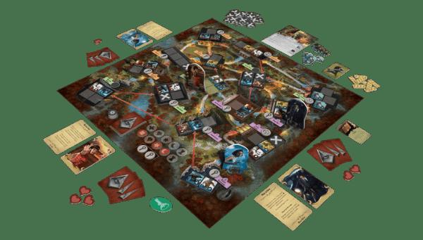 Arkham Horror (3ª Edición) Hora Final Content