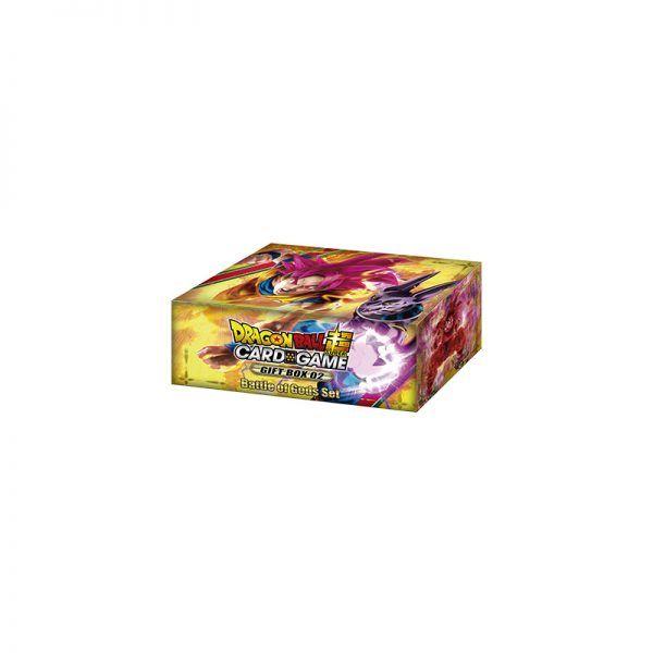 DBSCG - Series 8 - Malicious Machinations - Gift Box 02 Battle of Gods Set