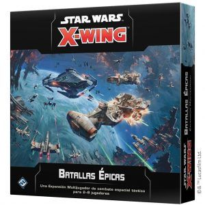 Star Wars X-Wing Segunda Edición Batallas Épicas