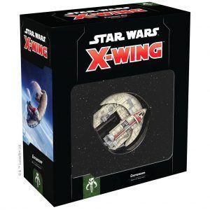 Star Wars X-Wing Segunda Edición Castigadora