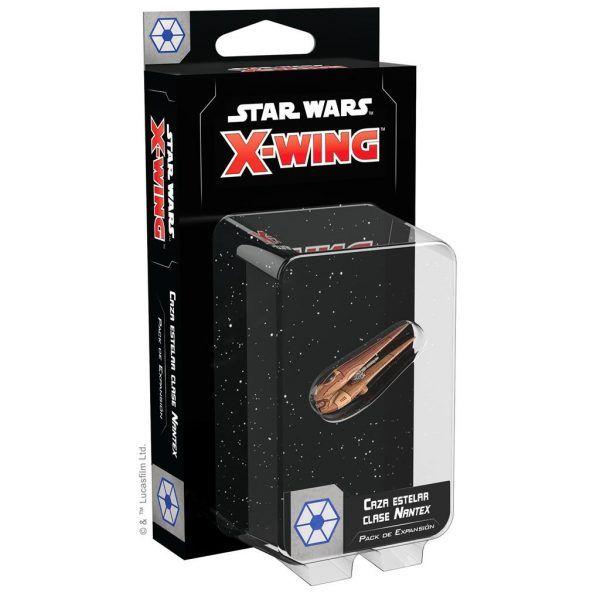 Star Wars X-Wing Segunda Edición Caza Estelar Clase Nantex