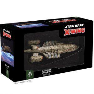 Star Wars X-Wing Segunda Edición Crucero C-ROC