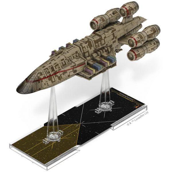 Star Wars X-Wing Segunda Edición Crucero C-ROC Content