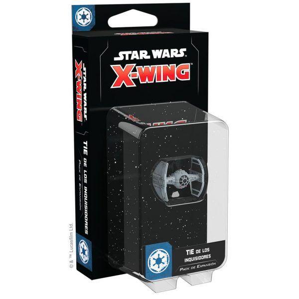 Star Wars X-Wing Segunda Edición TIE de los Inquisidores
