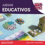 Categorias Juegos Educativos