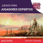 Categorias Juegos Jugadores Expertos