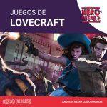 Categorias Juegos de Lovecraft