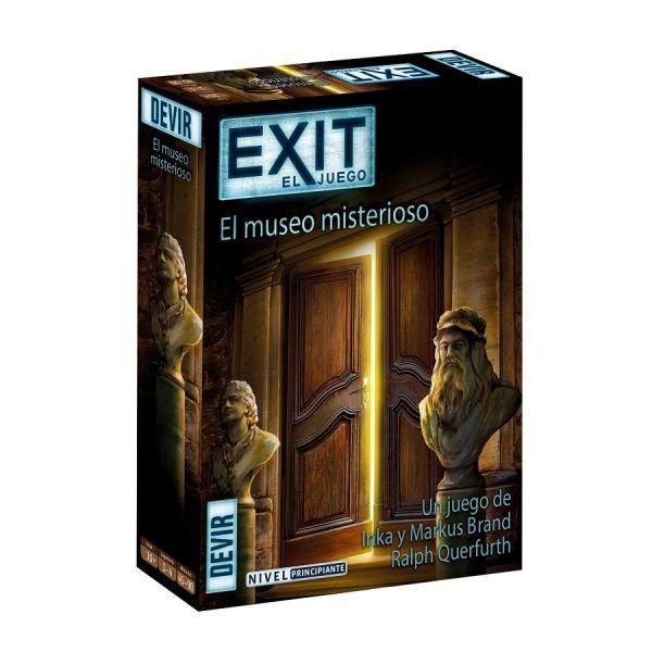 EXIT El Museo Misterioso_