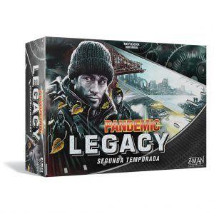 Pandemic Legacy Caja Negra