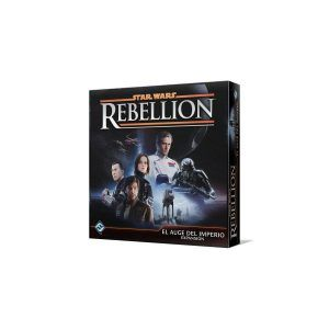 Star Wars Rebellion - El Auge del Imperio