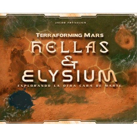 Terraforming Mars Hellas & Elysium 2
