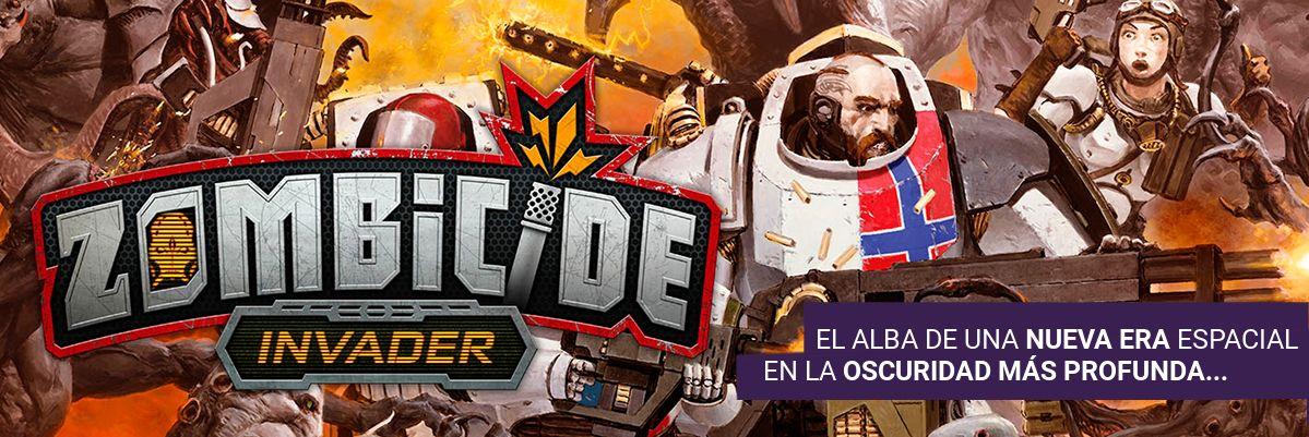 Zombicide Invader Banner
